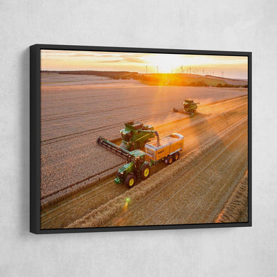 Harvest Time - Amazing Canvas Prints