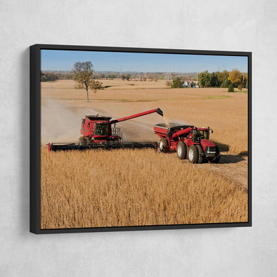 Harvest Time V2 - Amazing Canvas Prints