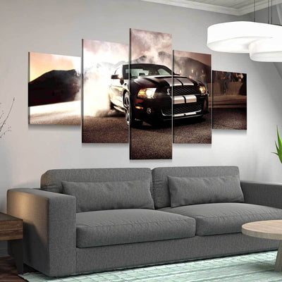 Mustang Cobra - Amazing Canvas Prints