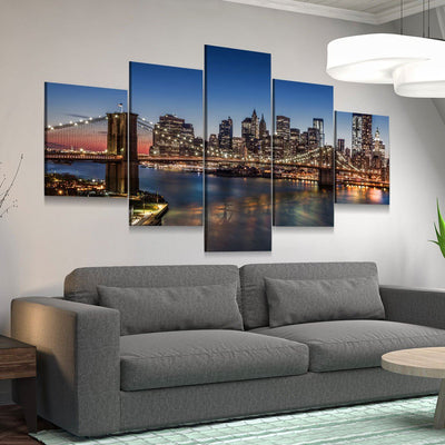 New York Skyline - Amazing Canvas Prints