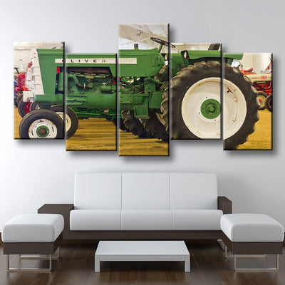 Oliver Tractor - Amazing Canvas Prints