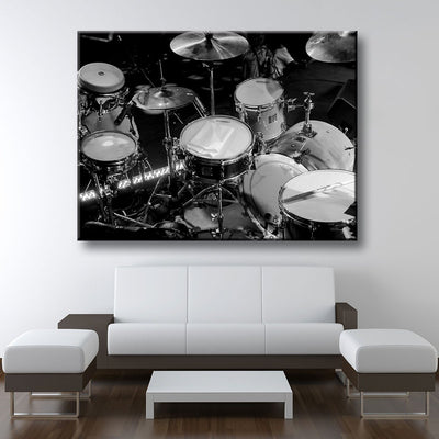 Studio Drums - Amazing Canvas Prints