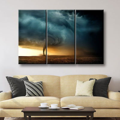 Tornado - Amazing Canvas Prints