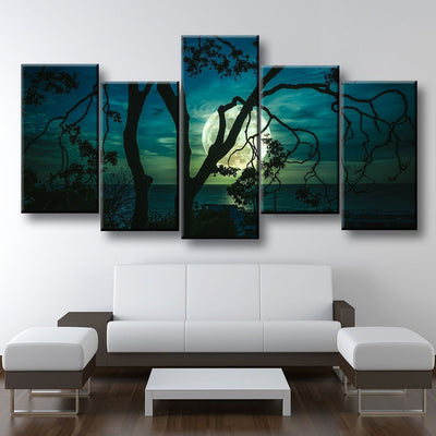 Through The Branches - Amazing Canvas Prints
