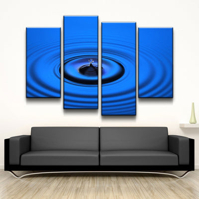 Water Drop - Amazing Canvas Prints