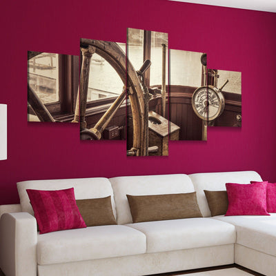 Wheel House - Amazing Canvas Prints