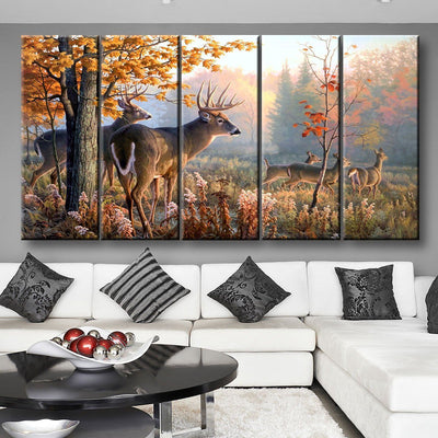 Whitetail Deer - Amazing Canvas Prints