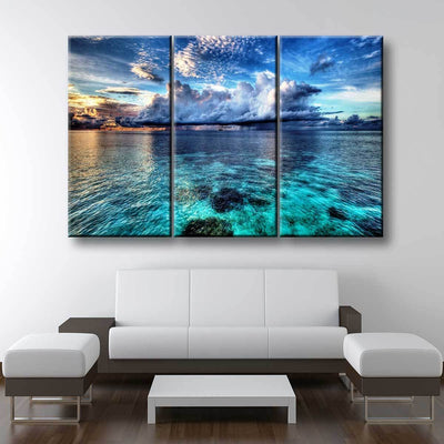 The Calm - Amazing Canvas Prints