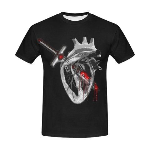 Gothic Horror Graphic Art Tees