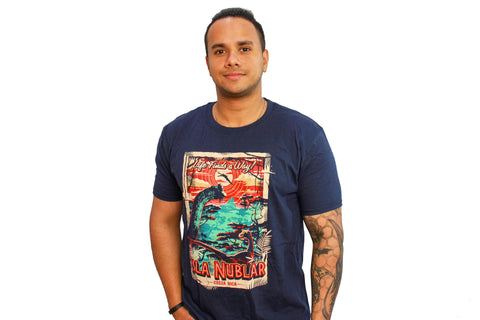 Jurassic Park 'Life Finds a Way' T-Shirt