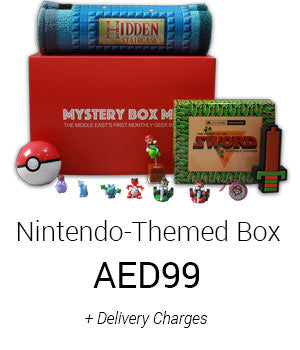 Nintendo-Themed Loot Box