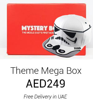 Star Wars-Themed Mega Box Edition 2 with Instant Delivery