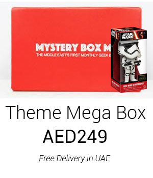 Star Wars-Themed Mega Box Edition I with Instant Delivery