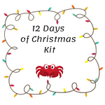 2018 12 Days of Christmas Mini Skein Pre-Order