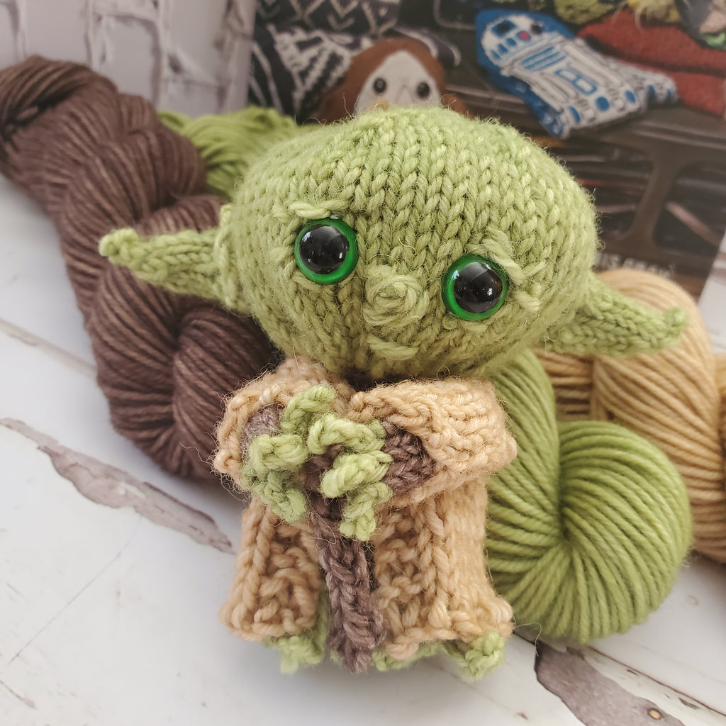 Pocket Yoda Kit