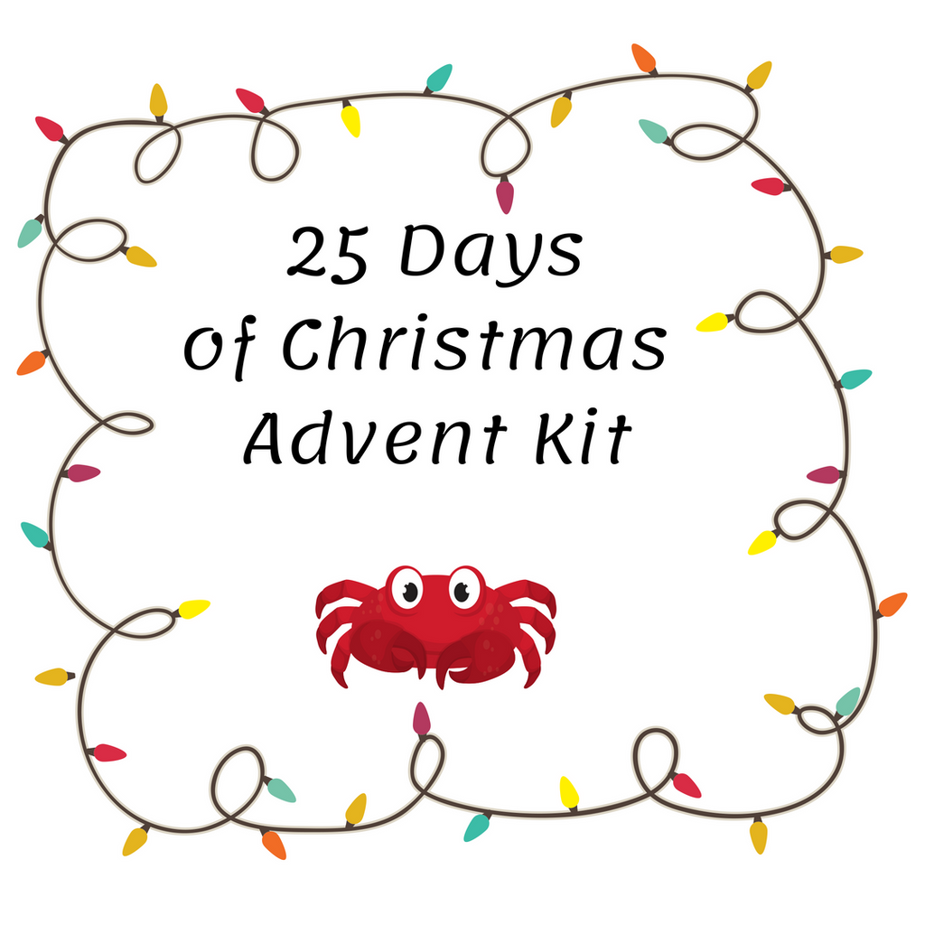 2018 25 Days of Christmas Advent Mini Skein Pre-Order