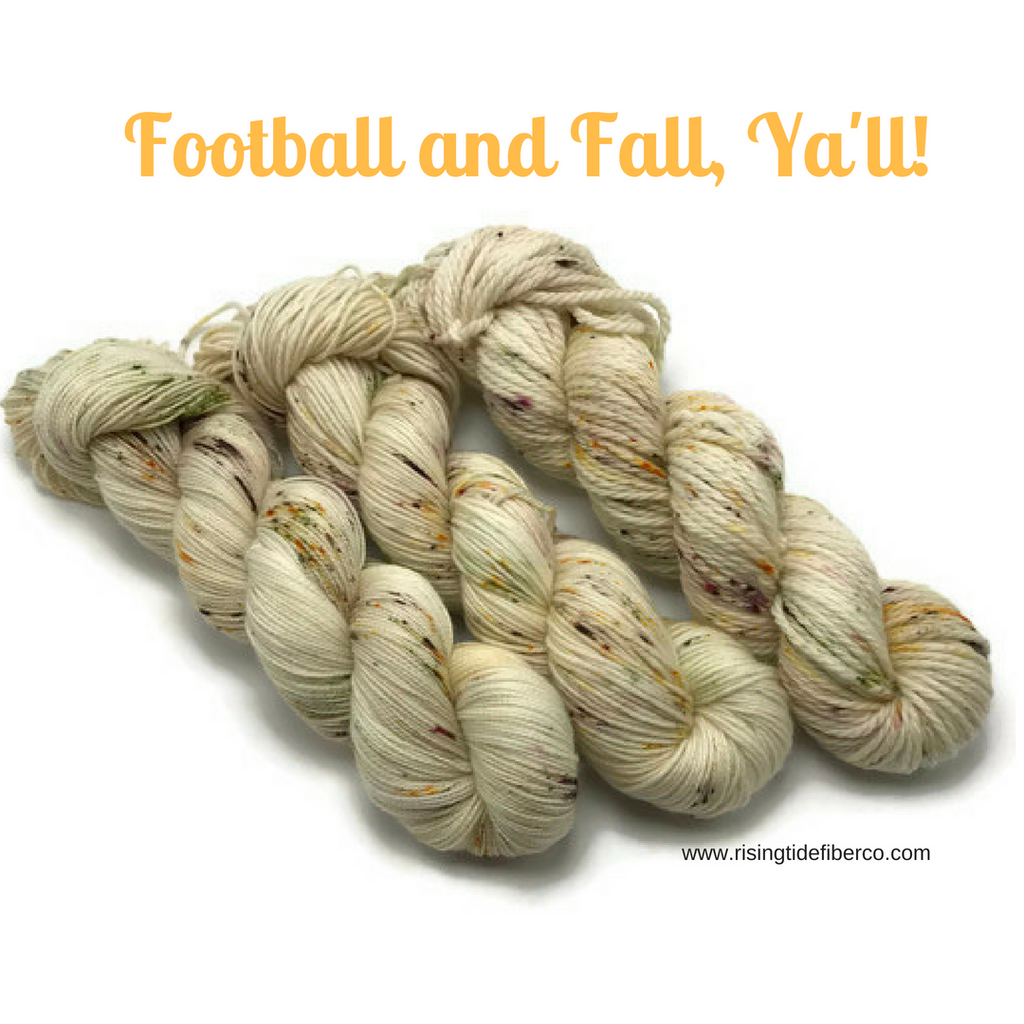 Football and Fall, Ya'll!