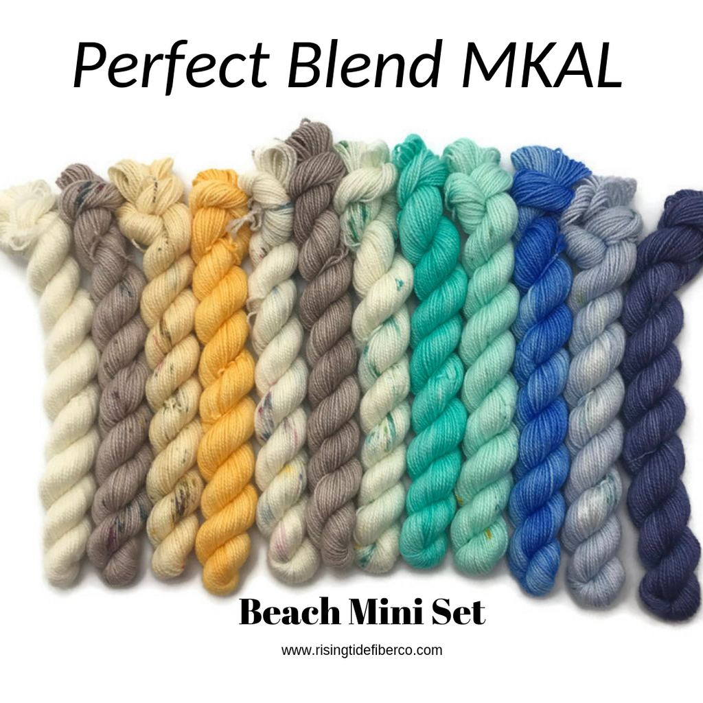 Perfect Blend MKAL Kit (Beach minis)