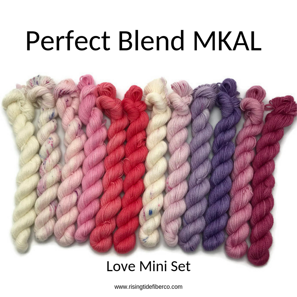 Perfect Blend MKAL Kit (Love minis)