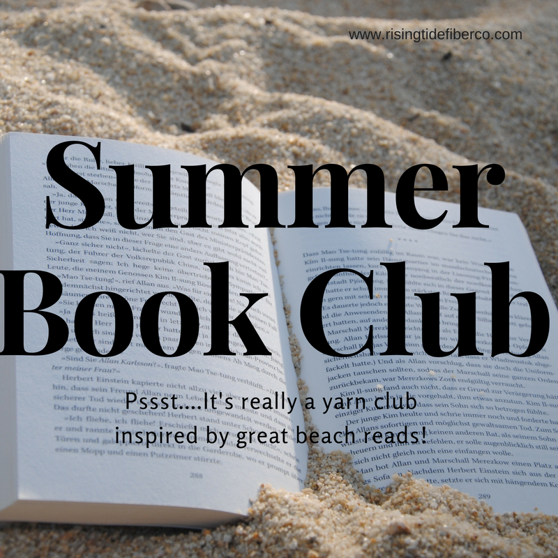 2019 Summer Beach Read Club!