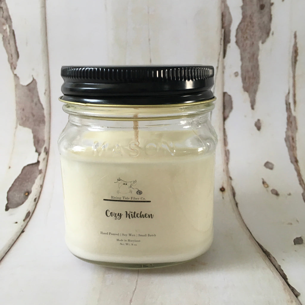 Cozy Kitchen 8 oz. Soy Candle