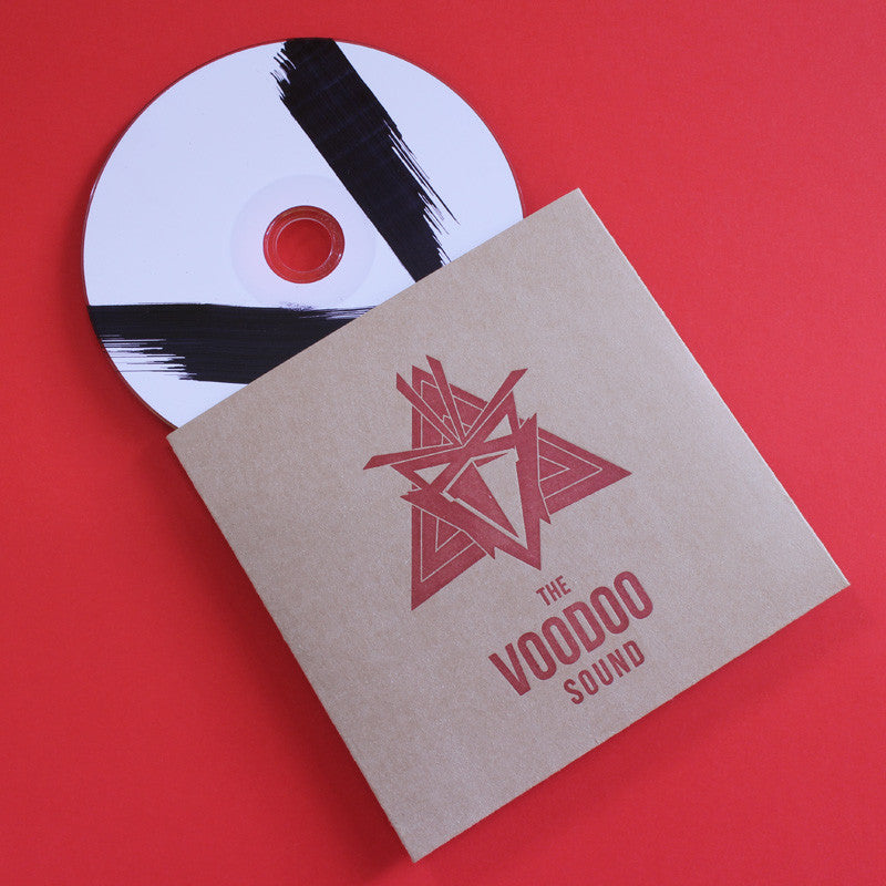 The Voodoo Sound CD Sleeve