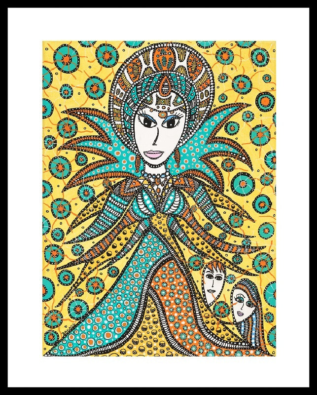 LIMITED EDITION - PRINT: Snedronningen / The Snow Queen.