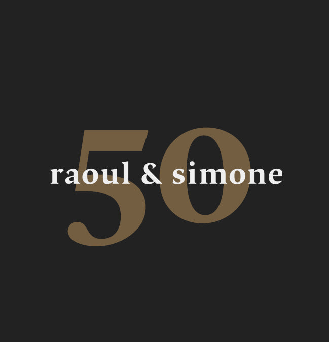 Virtual Gift Card / 50 - Raoul & Simone