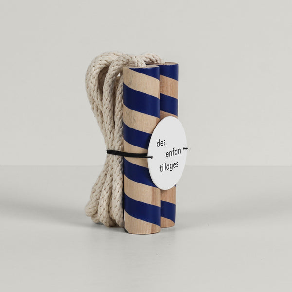 Skipping Rope / Navy Lines