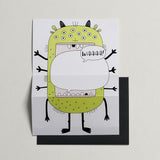 Monster / Greeting Card