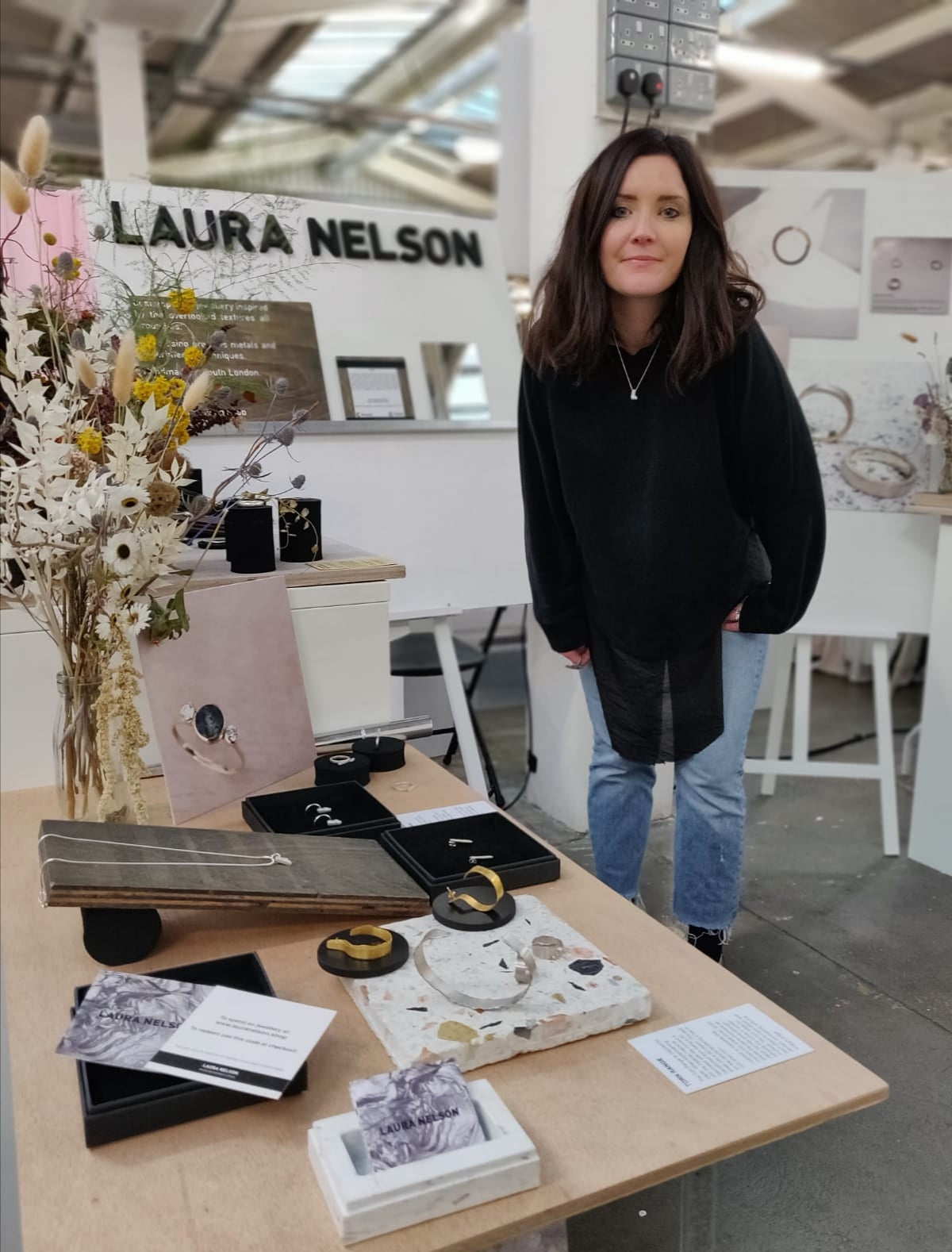 Laura Nelson Contemporary Jewellery Designer and Maker