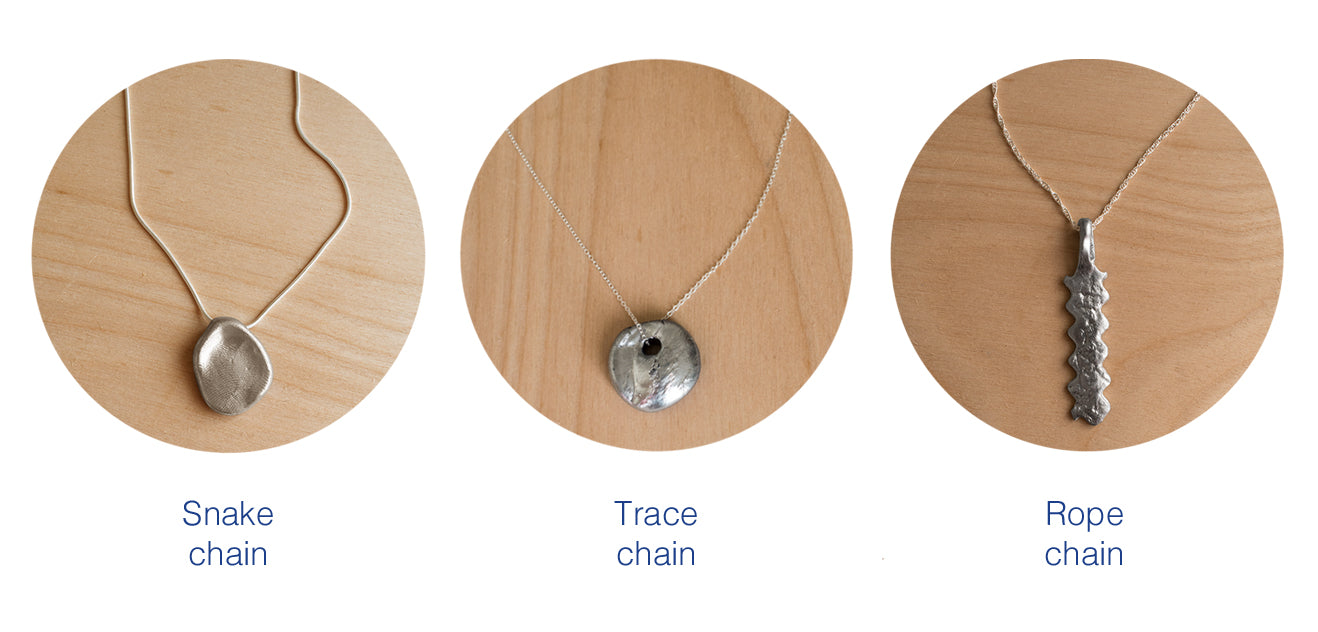 Chain options for the T.I.Y KIT