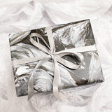 Root Gift Box by Laura Nelson - made using  recycled precious metals - Christmas gift