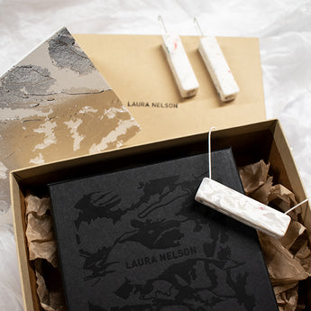 Recycled Bar Gift Box by Laura Nelson - made using  recycled precious metals - Christmas gift