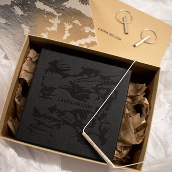 Carse Gift Box by Laura Nelson - made using  recycled precious metals - Christmas gift