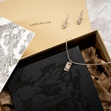 Recycled Root Gift Box by Laura Nelson - made using  recycled precious metals - Christmas gift