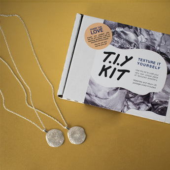 T.I.Y KIT - Pair of Pendants!