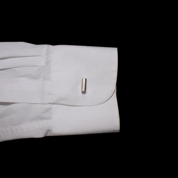 Sterling Silver Carse Cufflinks by Laura Nelson