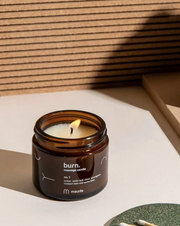 Maude Burn no. 1 Skin Softening Massage Candle