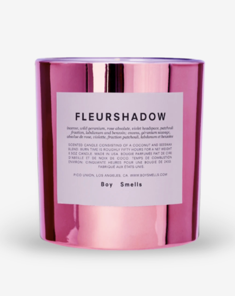 Boy Smells Fleurshadow Candle