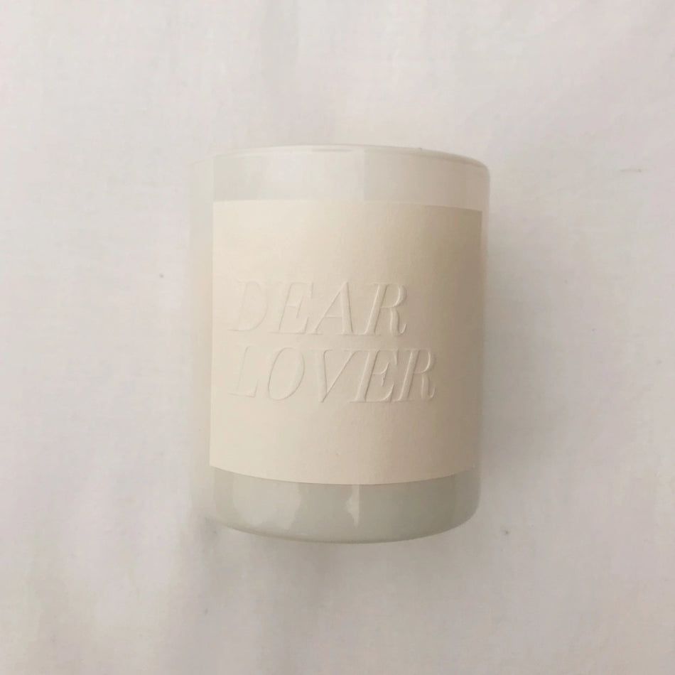 Dear Lover Candle