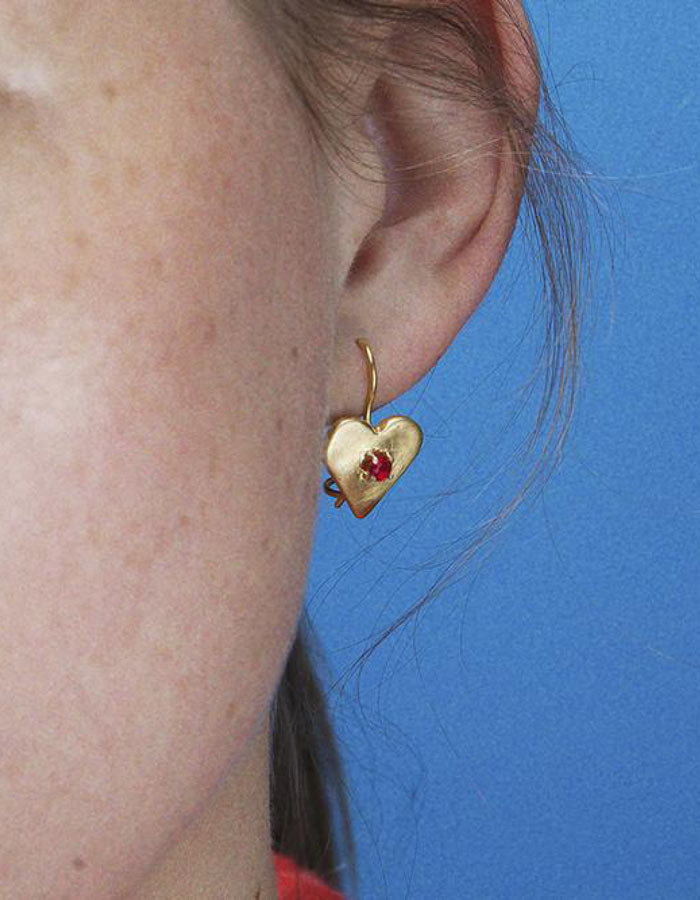 Mondo Mondo Sweetheart Earrings