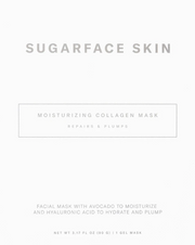 Moisturizing Collagen Mask by Sugarface Skin