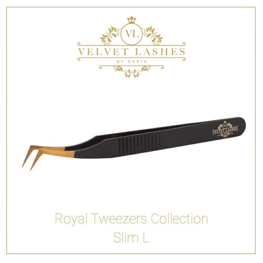 ⚜️Royal Tweezers Collection by Velvet Lashes by Daria⚜️