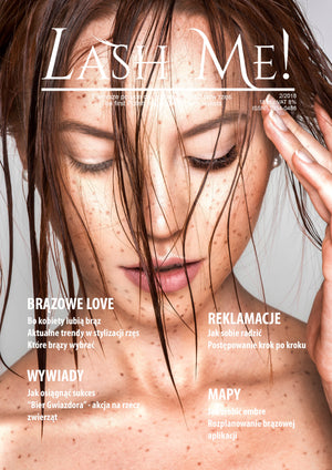 LASH ME! - Polish/English Lash Magazine