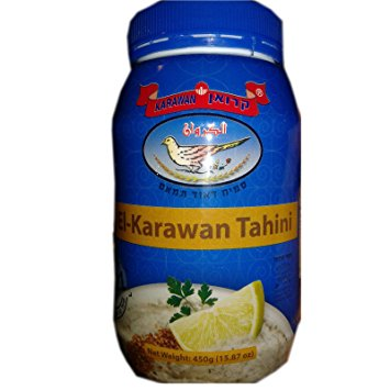 El Karawan Tahini (roasted, ground sesame seeds)