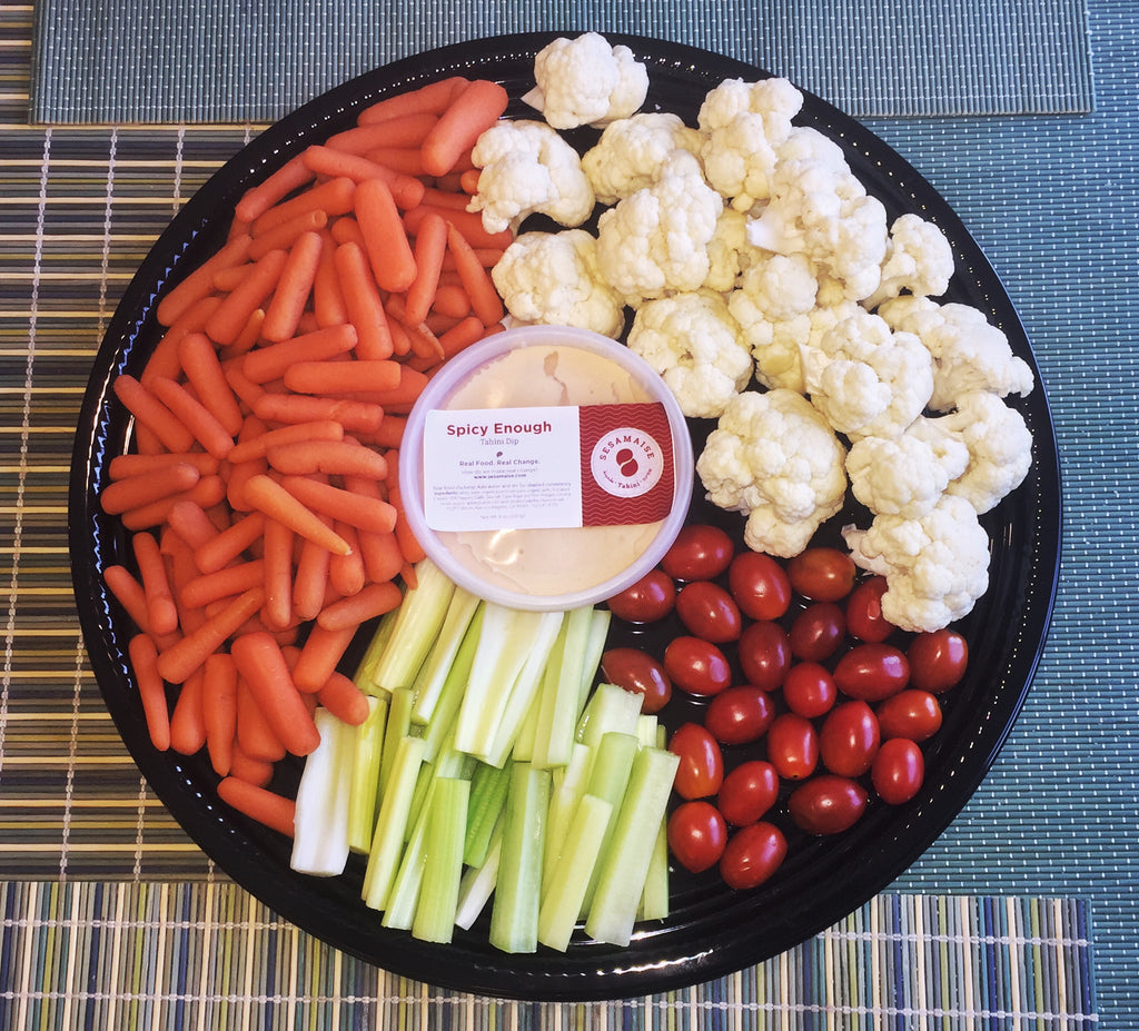 Thanksgiving Day Dip Platter