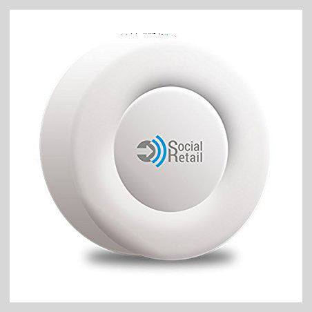 iBeacon C1 Bluetooth LE 4.0 Programmable Beacon