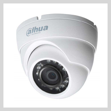 DH-HAC-HDW1200M-S3 2Megapixel 1080P Water-proof IR HDCVI Mini Dome Camera