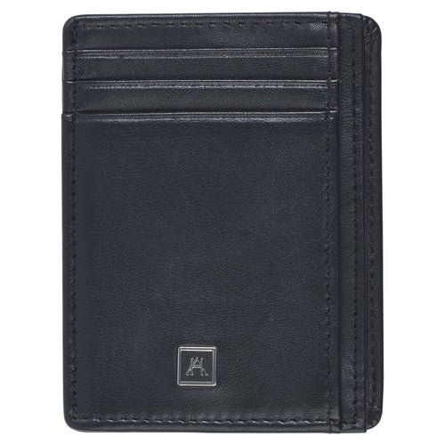 Front Pocket Wallet - Lamb Skin Nappa Leather